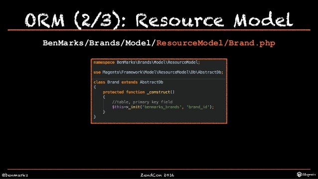 Your First Magento 2 Module