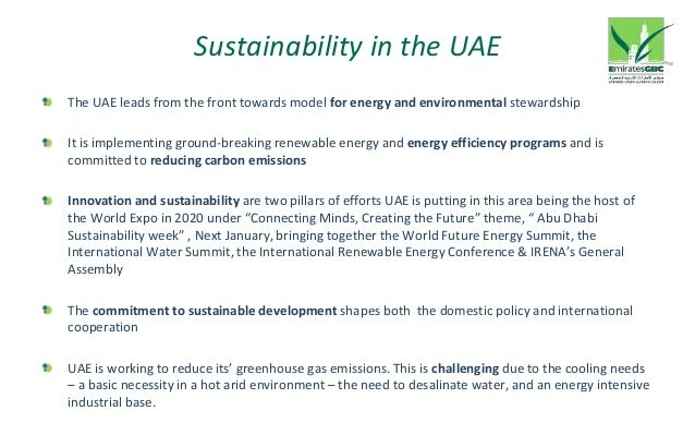 Emirates Green Building Congress