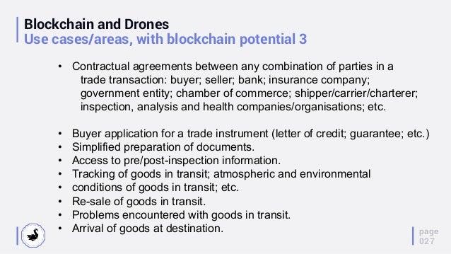 Destination for blockchain companies
