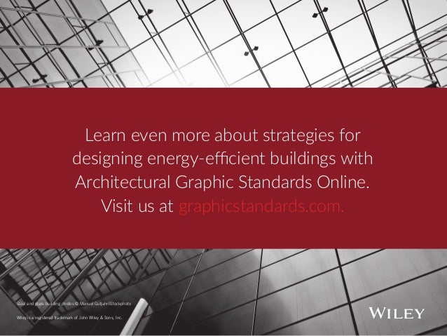 Architectural Design Wiley architectural daylighting strategies