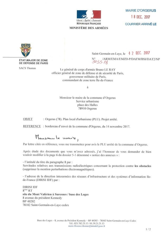 16122017 ministere armees remarque plu