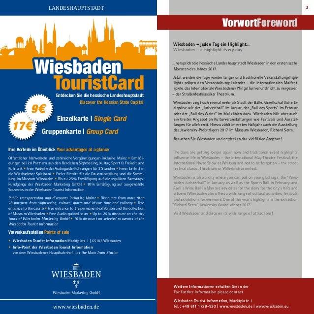 Wiesbaden Events 1 Halbjahr 2017