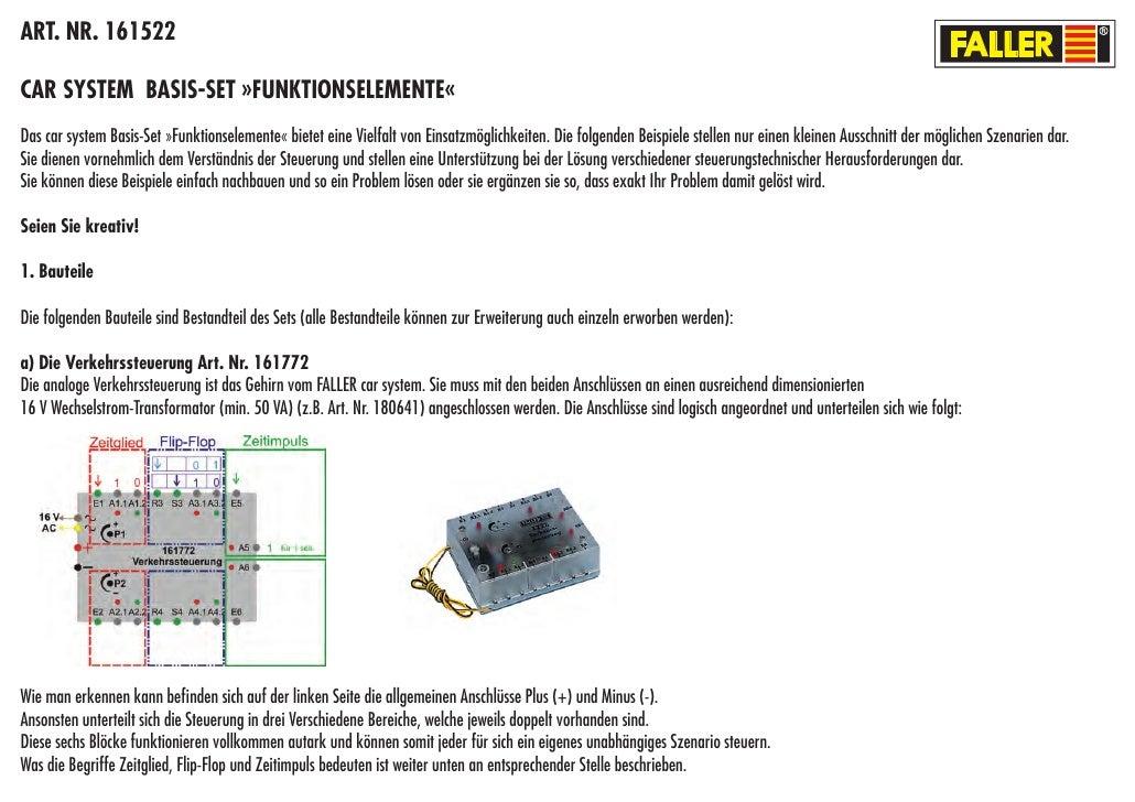 ART. NR. 161522  CAR SYSTEM BASIS-SET »FUNKTIONSELEMENTE« Das car system Basis-Set »Funktionselemente« bietet eine Vielfal...
