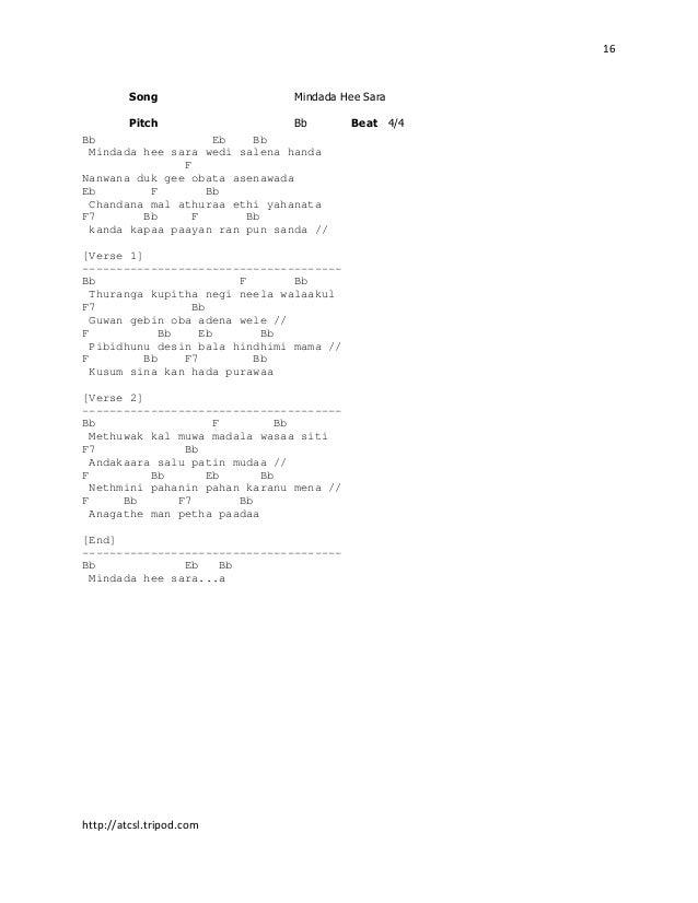 Sewn The Feeling Guitar Chords - ARCHIDEV