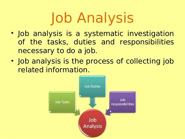 16170042 Job-Analysis-Ppt