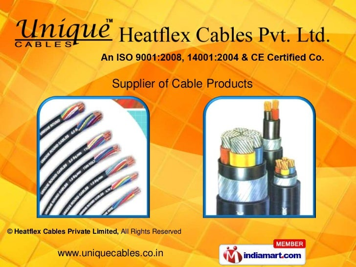 Supplier of Cable Products<br />