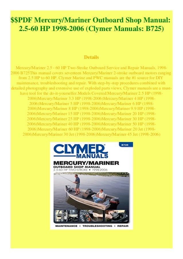 Automotive Parts & Accessories innova3.com Clymer 1998-2006 ...