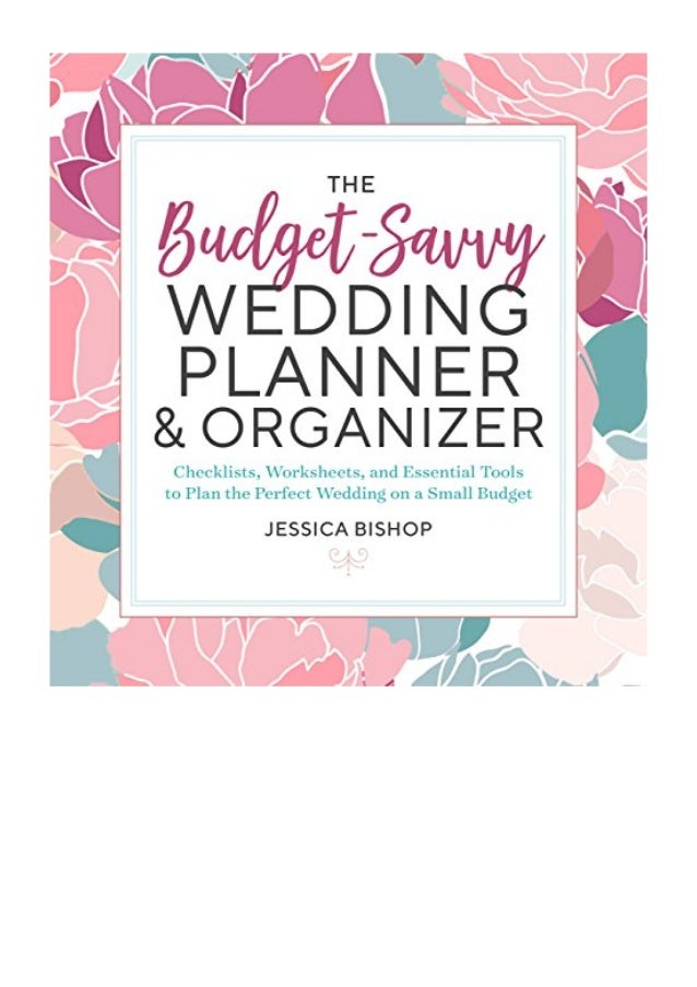 The Budget-Savvy Wedding Planner & Organizer PDF - Jessica