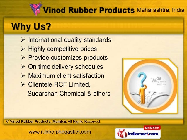 Why Us?    International quality standards    Highly competitive prices    Provide customizes products    On-time deli...