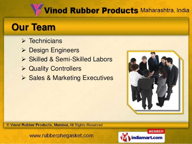 Our Team    Technicians    Design Engineers    Skilled & Semi-Skilled Labors    Quality Controllers    Sales & Market...