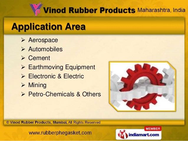 Application Area     Aerospace     Automobiles     Cement     Earthmoving Equipment     Electronic & Electric     Mi...