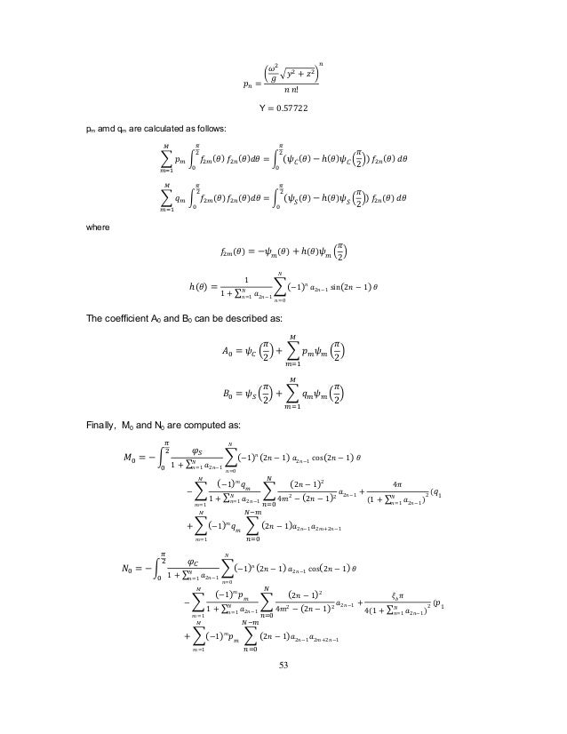 Practical Source Code for Ship Motions Time Domain Numerical