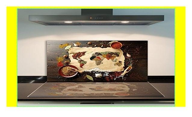 DAMU Ceranfeldabdeckung 1 Teilig 80x52 cm Herdabdeckplatten aus Glas Gew/ürze Elektroherd Induktion Herdschutz Spritzschutz Glasplatte Schneidebrett