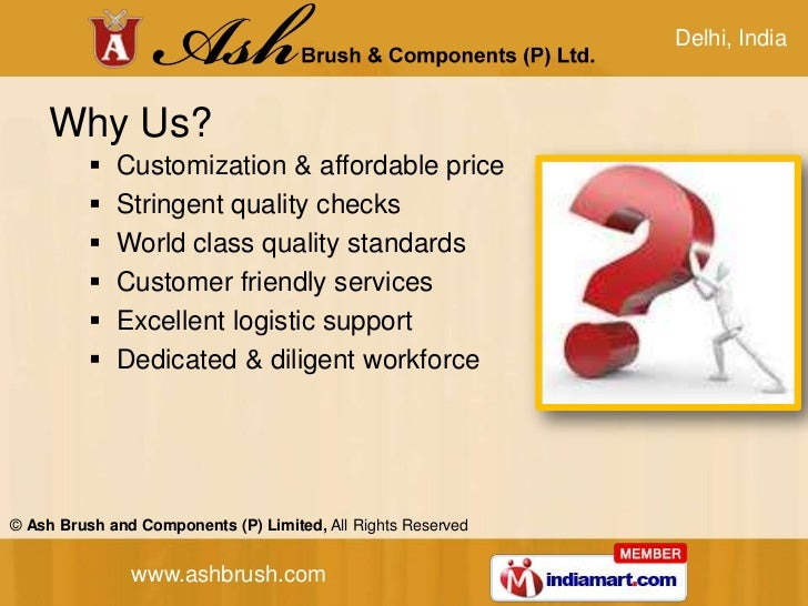 Hobby & Craft Brushes by Ash Brush and Components (P) Limited Delhi Slide 3