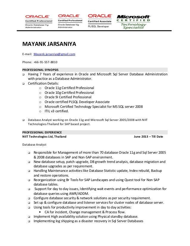 Mayank Jarsaniyaresume