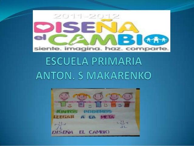 PRESENTACION EL PRESENTE PROYECTO DE TRABAJO BUSCA EL DESARROLLO DE LASHABILIDADES DE LOS ALUMNOS POR MEDIO DE LAS ACTIVID...