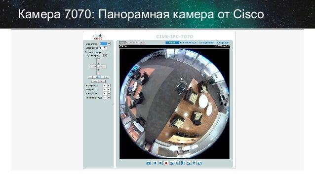 список камер работающих с cisco vsm