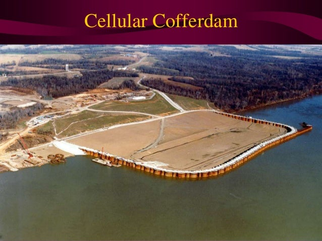 Coffer Dams And Caissons