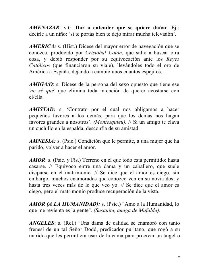 16453088 Diccionario De La Risa Frases Que Matan De Risa