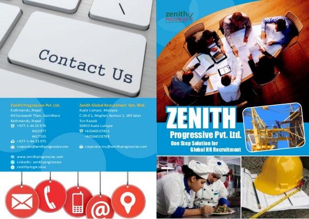 Zenith Profile