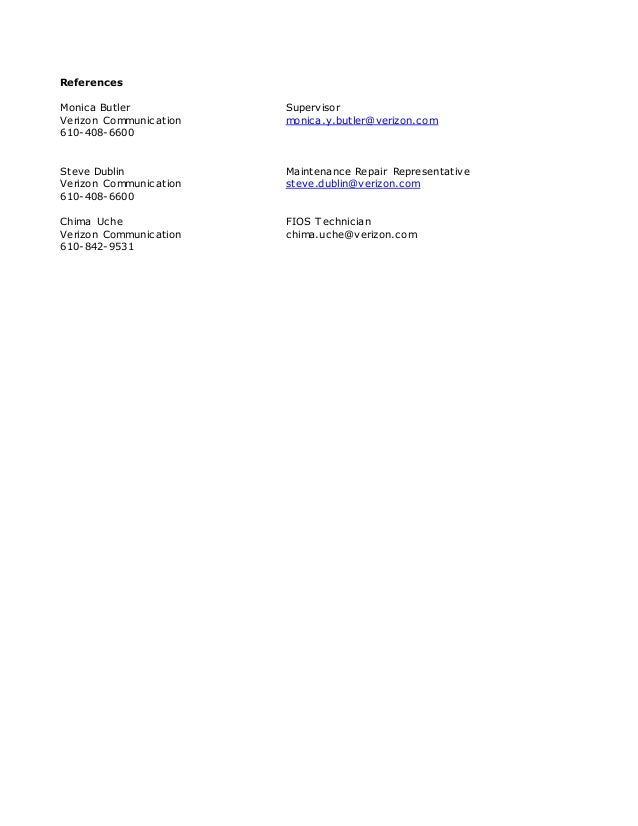 3 - Computer Technician Resume