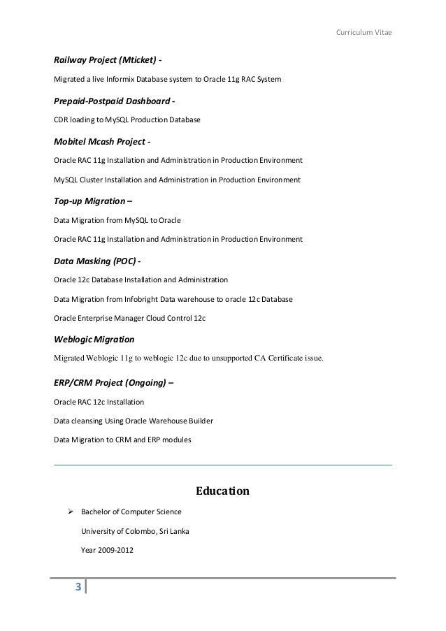 Randula-CV Slide 3