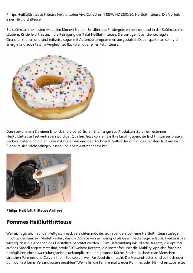 Step By Step Anleitung Fur Klarstein Heissluft