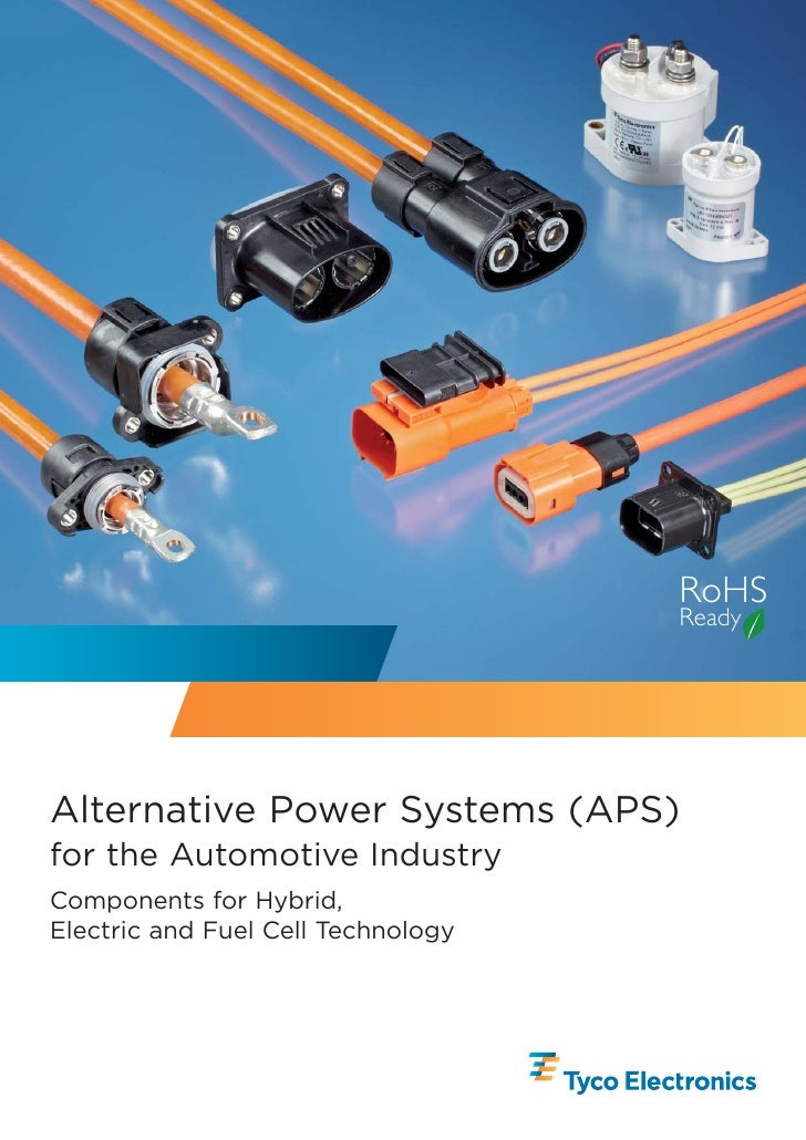 RoHS                                     Ready     Alternative Power Systems (APS) for the Automotive Industry Components ...