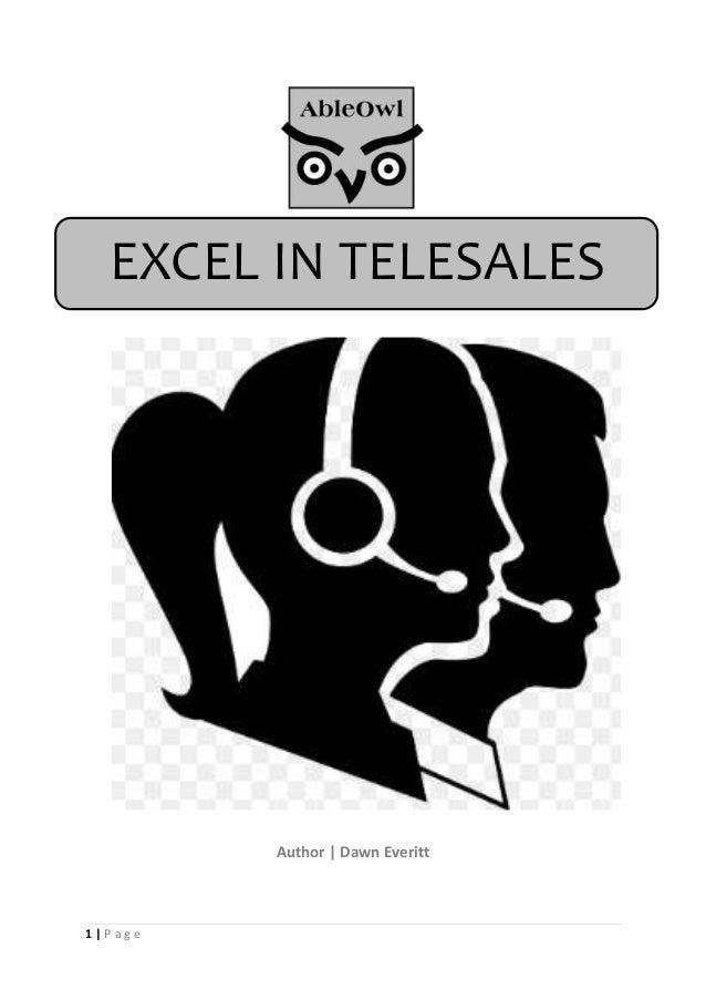 telesales training manual sample 2016