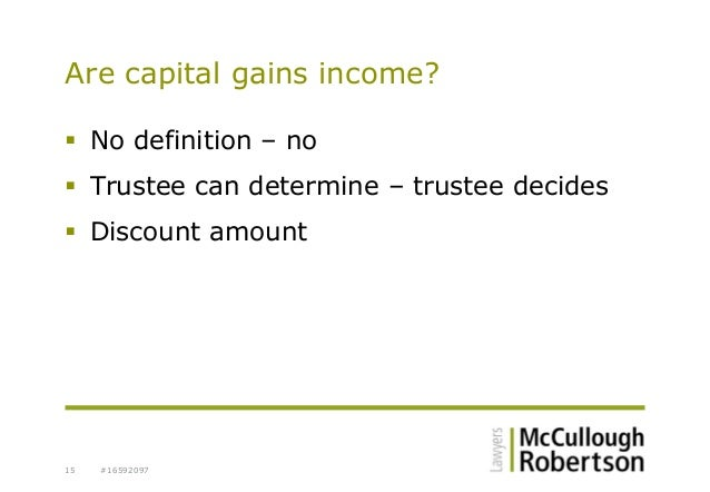 Difference Between Assessable Income & Taxable Income