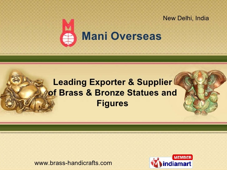 Leading Exporter & Supplier of Brass & Bronze Statues and Figures