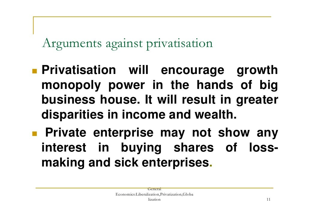 liberalization privatization globalization The new industrial policy- 1991 liberalisation privatisation globalisation 1.