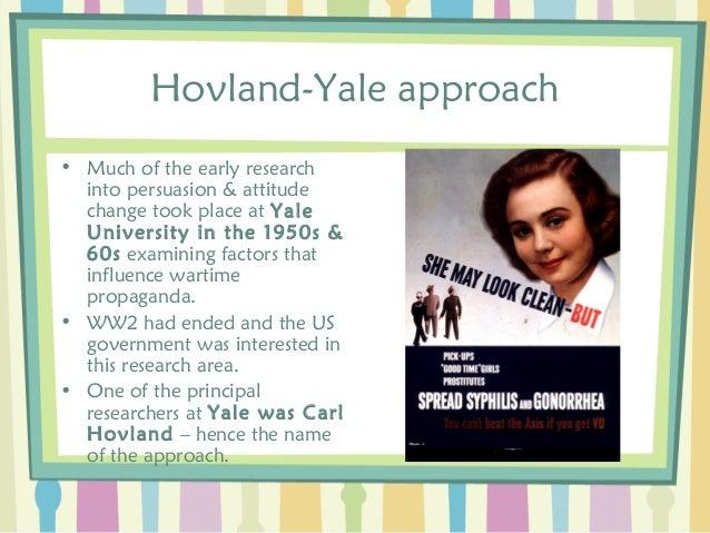 Yale attitude change approach - Wikipedia