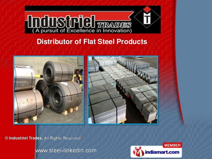 Distributor of Flat Steel Products