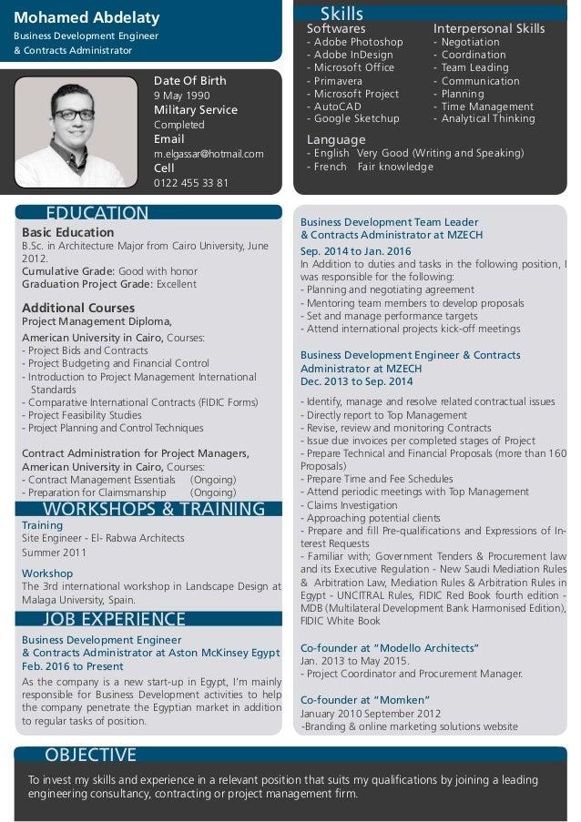 Softwares Interpersonal Skills - Adobe Photoshop - Negotiation - Adobe InDesign - Coordination - Microsoft Office -...