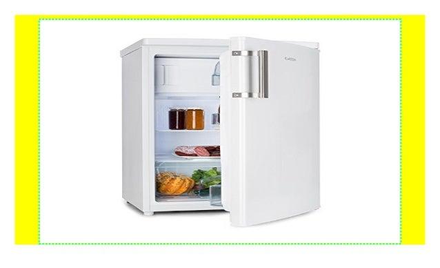 Klarstein Coolzone 120 Eco Kühl Und Gefrierkombination Einbaukü