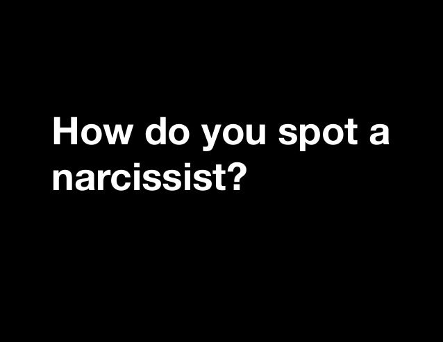 How you know you re dating a narcissist