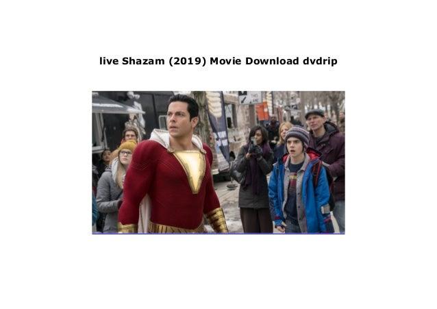 download shazam full movie
