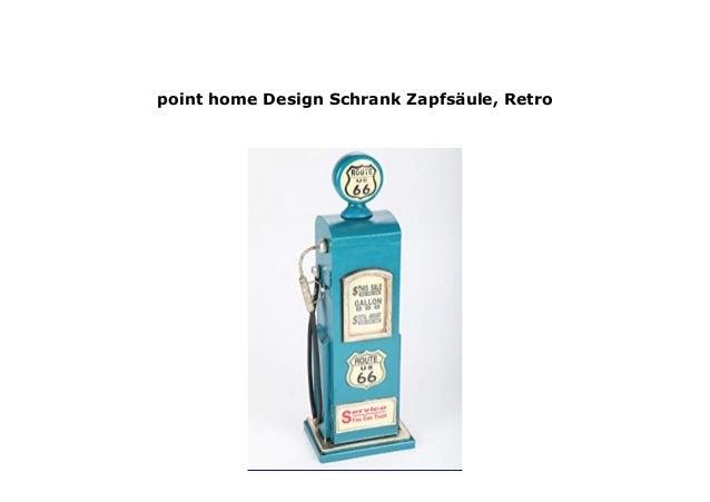 Point Home Design Schrank Zapfs Ule Retro