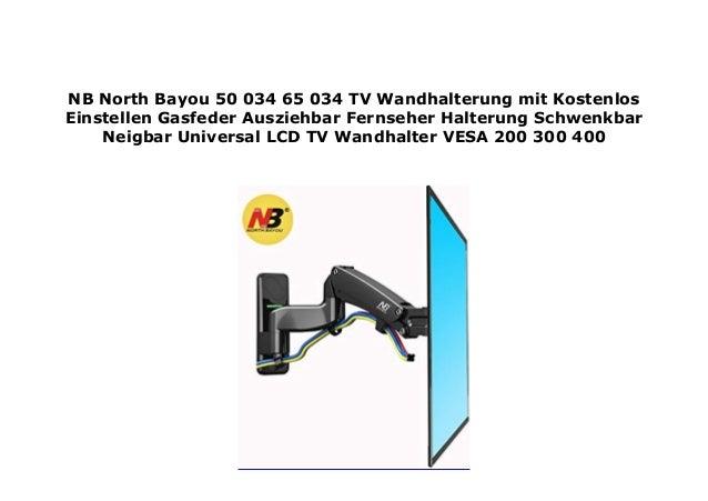 Tv wandhalterung ausziehbar