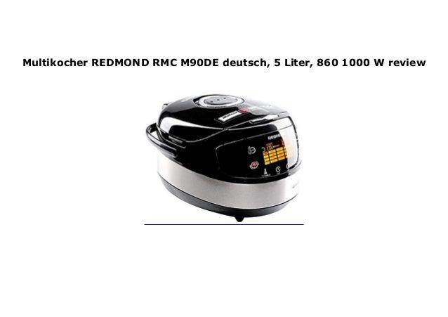 Redmond multikocher