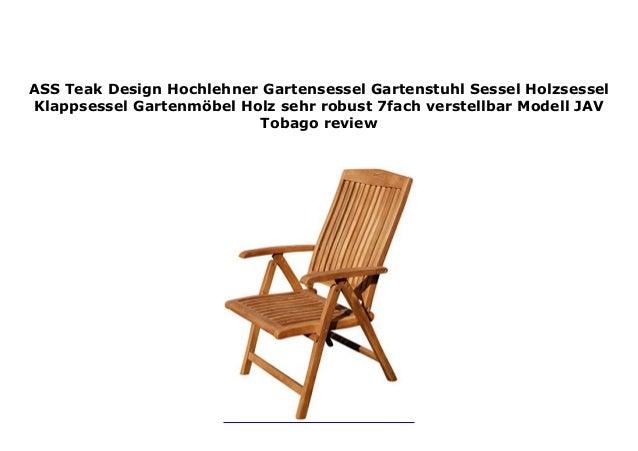 gartenstuhl hochlehner design