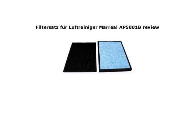 Filtersatz