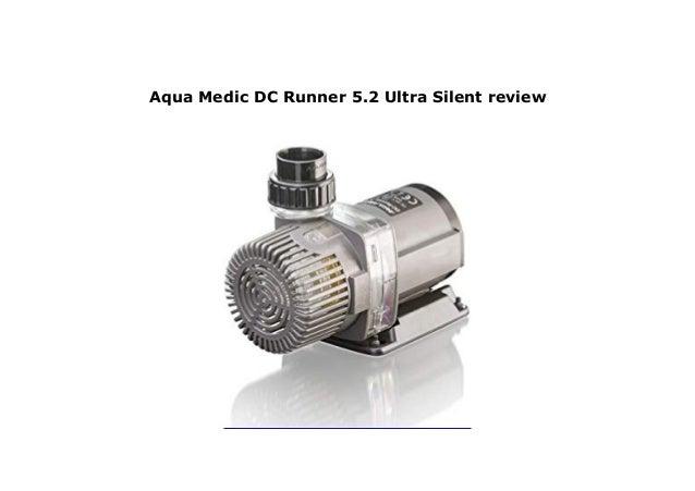 hot sale online 10ede 9c4cf Aqua Medic DC Runner 5.2 Ultra Silent review