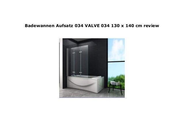 Badewannen-AufsatzVALVE-FROST 130 x 140 cm