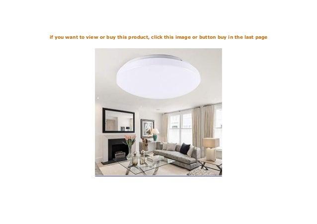 15W LED Deckenleuchte Deckenlampe Wohnzimmer Badleuchte Badlampe Küchenlampe