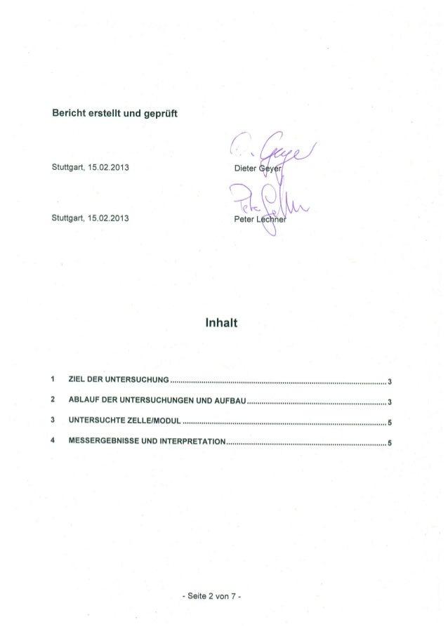 1 Ziel der Untersuchung Vom AG wurde ein Prüfmuster einer Vorstudie des Microtrack, einer planen Anordnung von 9 Kugellins...