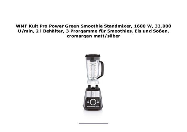 WMF Kult Pro Power Standmixer