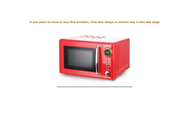 Rosa Mikrowelle Retro Design Emerio MW-112141.1 pink Mikrowellen-Gerät 700 Watt