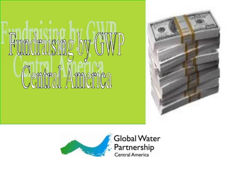 Fundraising by GWP Central America
